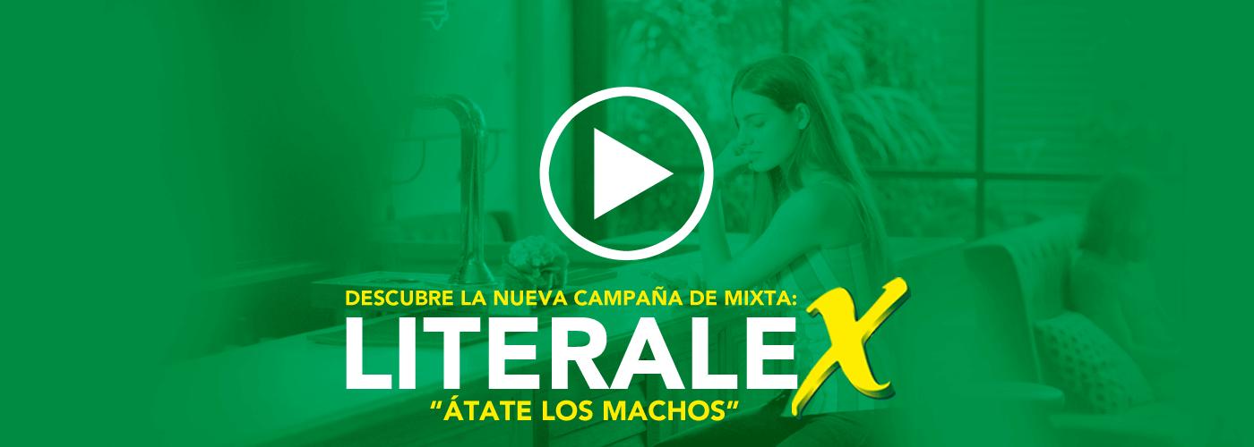 #MixtaMachos