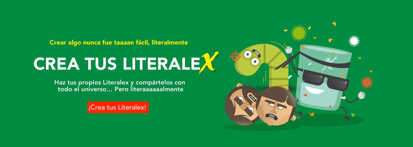 Literalex