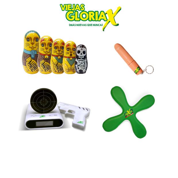 Galería: Viejas GloriaX
