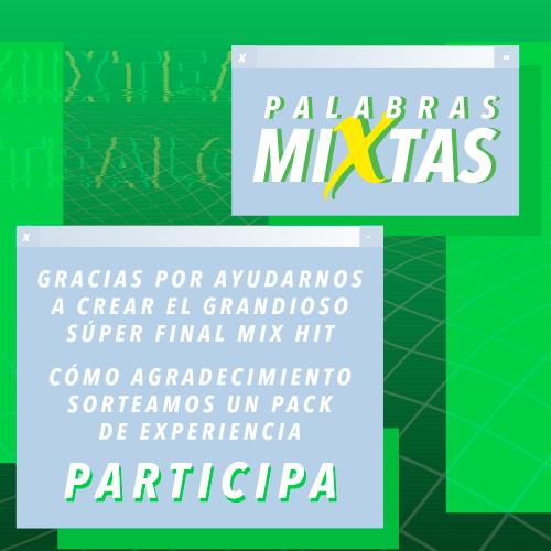 Galería: PALABRAS MIXTAS
